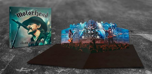 c clock gatefold