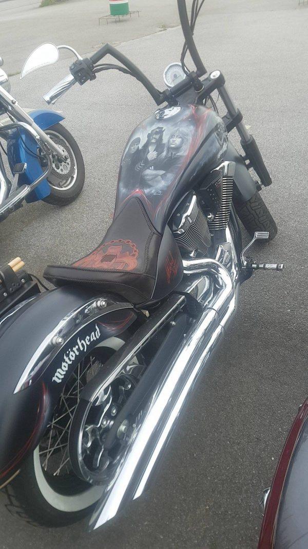 MH bike A