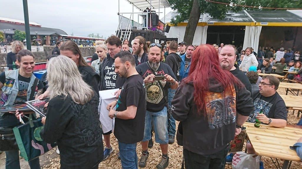 Rock Stage Malmö Fans