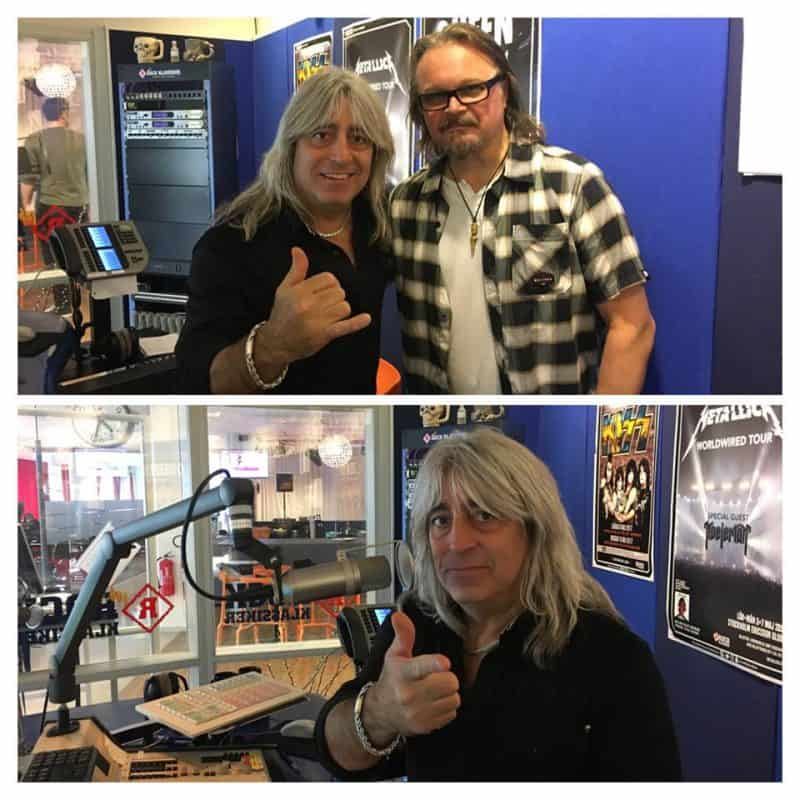 Mikkey Dee - Under Cover Press