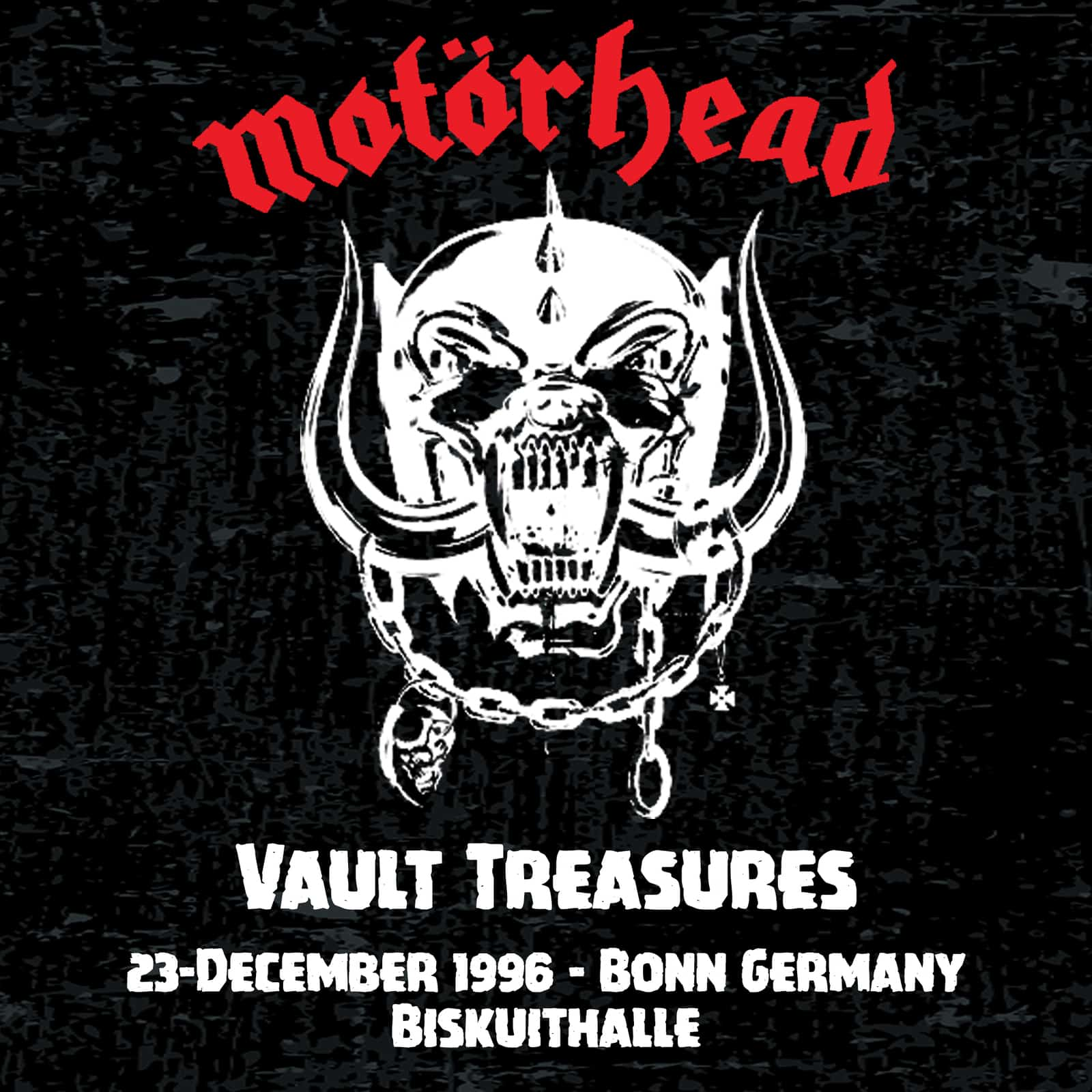 Motorhead live in Bonn 1996