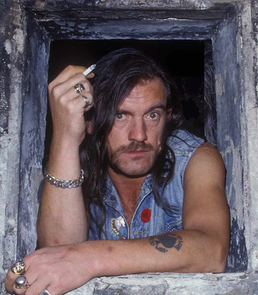 Lemmy A Week with The Rolling Stones