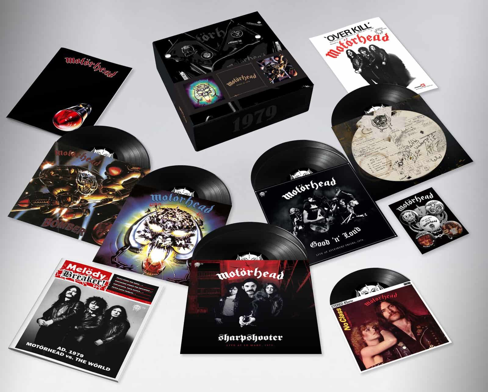 Motorhead '79 Box Set