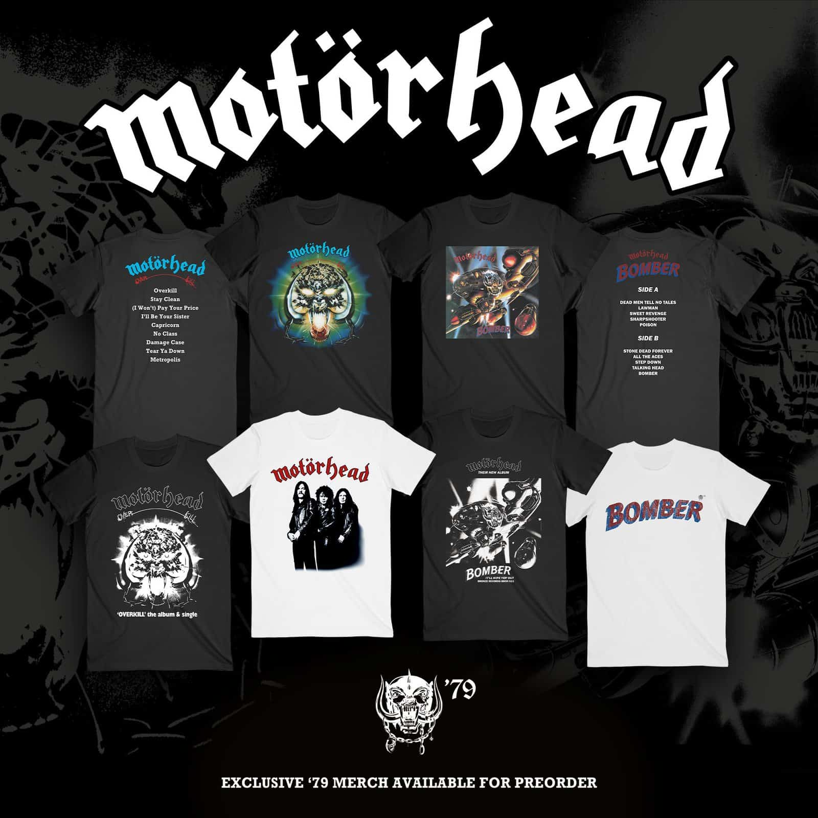 Motorhead I Saw You Sob 2012 Tour Black T Shirt New Official Small S