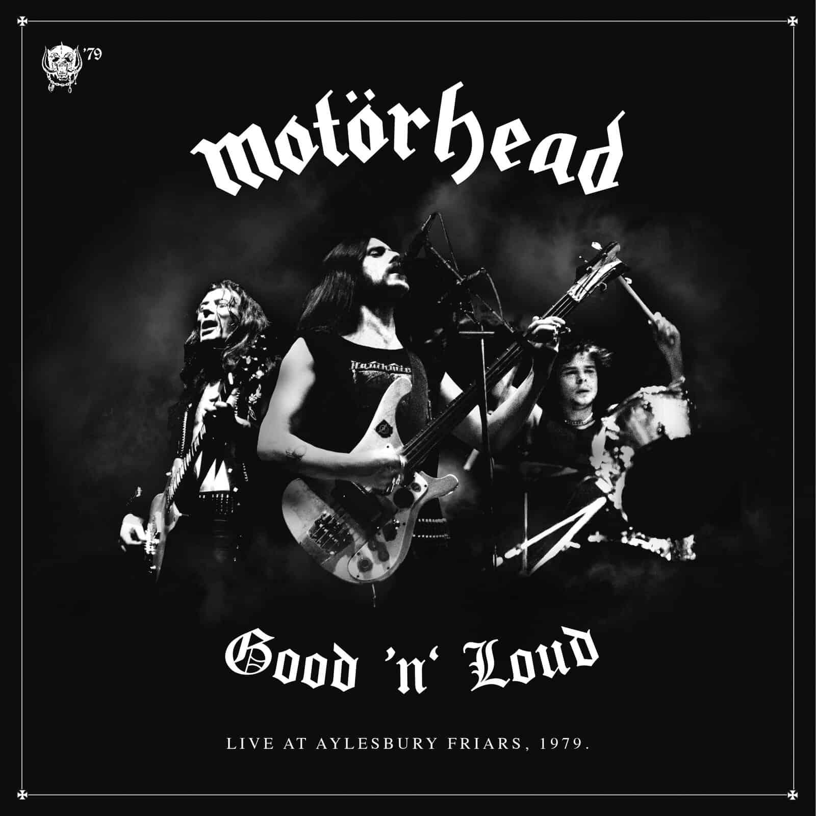 Motorhead Live at Aylesbury