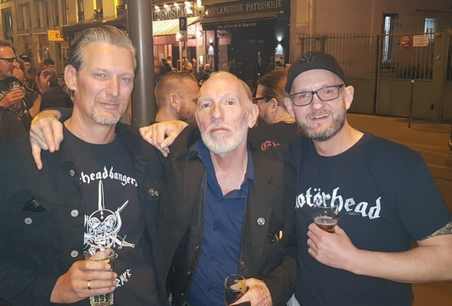 Motorheadbangers 2019 Ball Paris