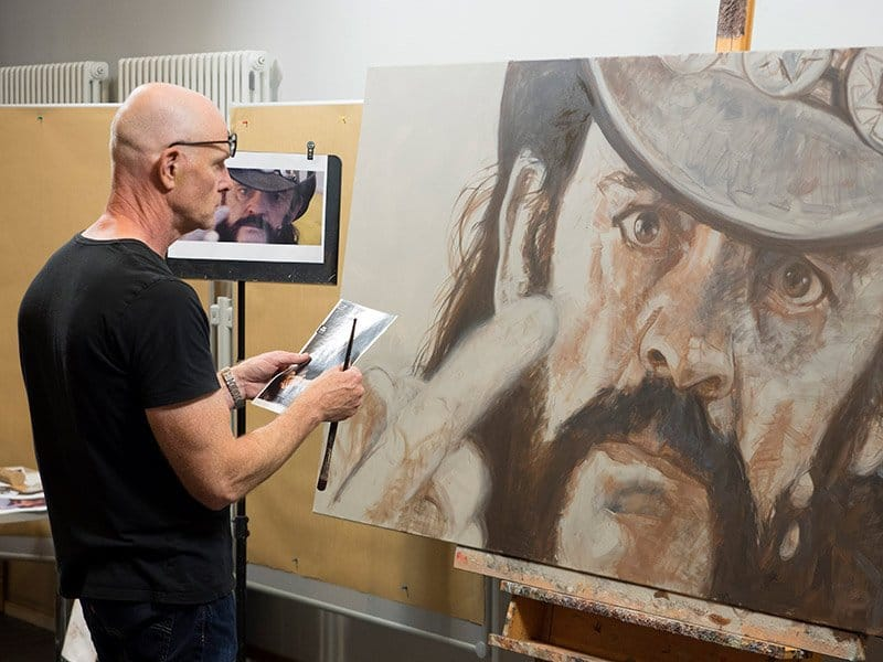 The Art of Sebastian Krüger, Masterclass 2019