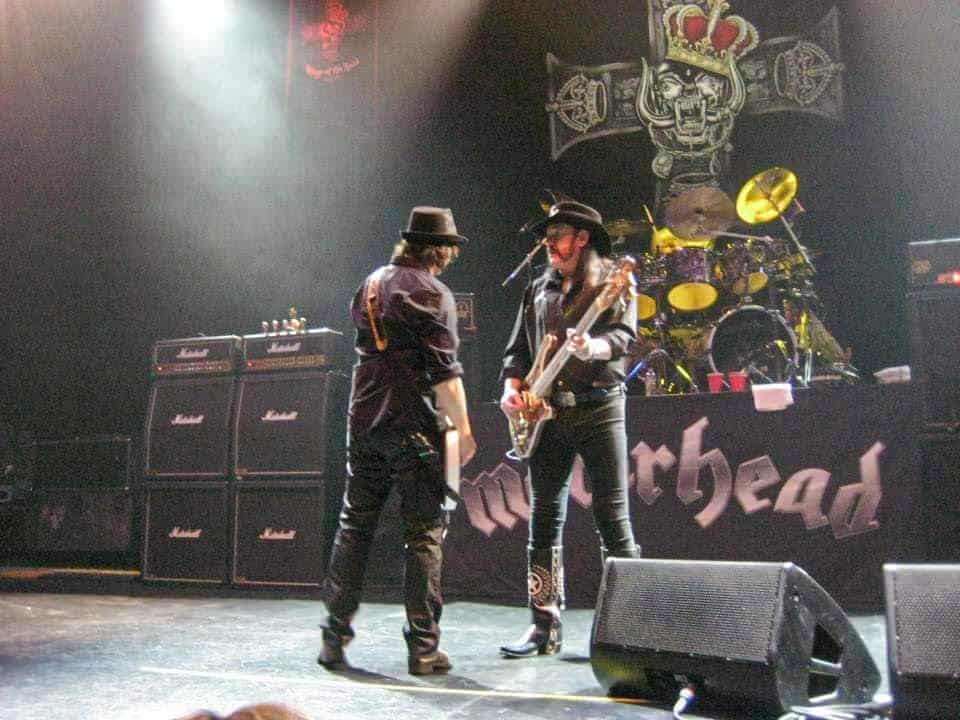 Motörhead May 13 2013 LA
